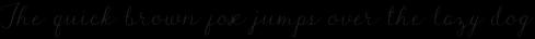 Honeybell Script - Regular