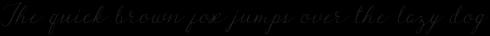 Honeybell Script - Italic