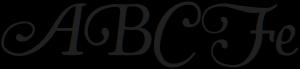 Cooper Swash Italic otf (400) Sample