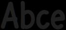 JollyGood Sans Condensed otf (700) Sample