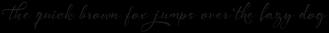 Bemol Script