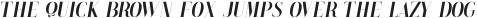 LS-Babylon-Italic Italic