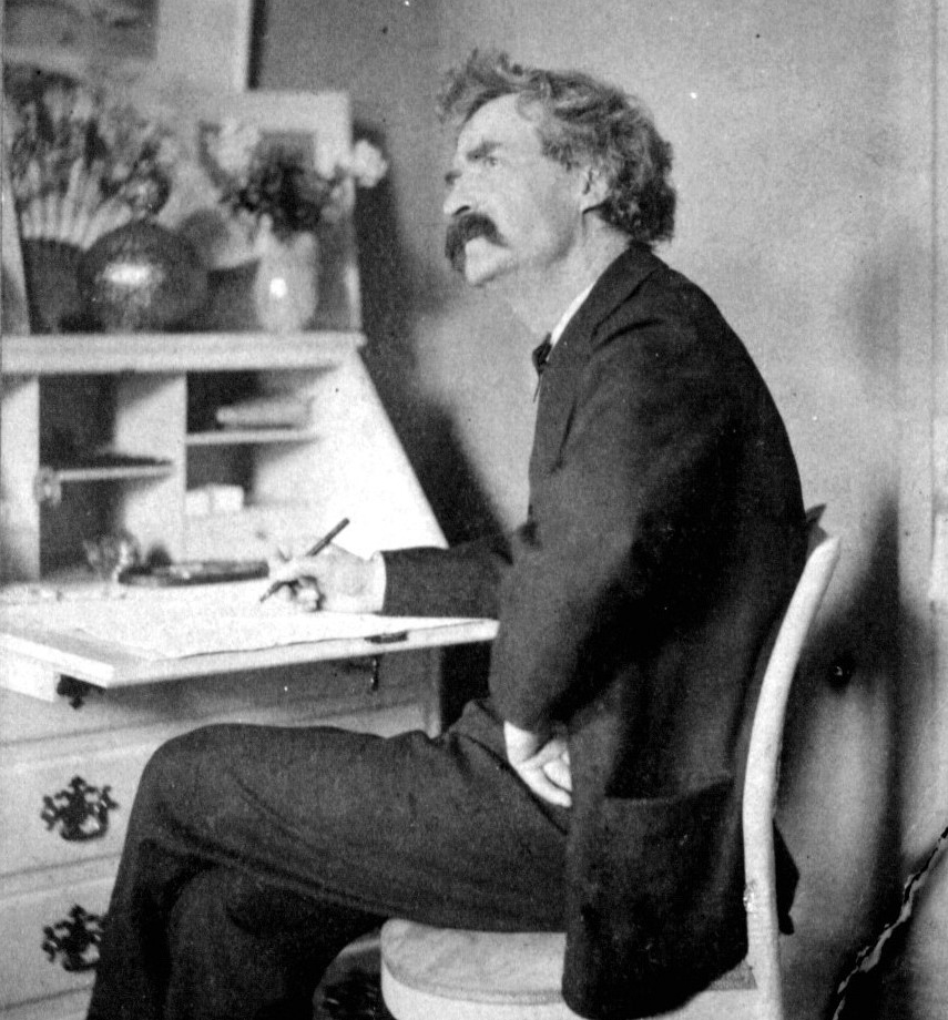 twain essay mark twain essays mark twain essay moro massacre  lessons in creativity from mark twain creative market blog pin it