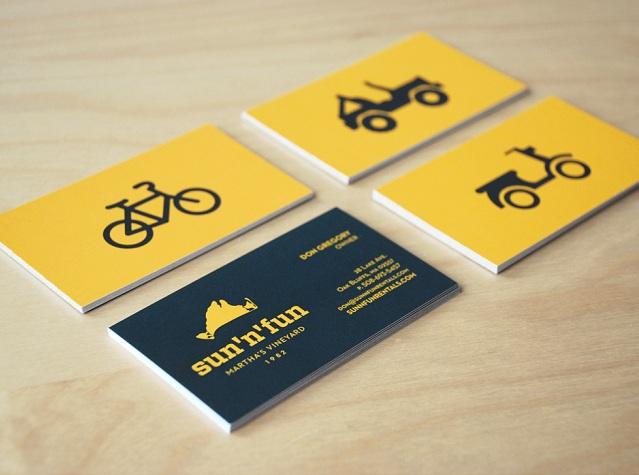 Charming Creative Business Cards Creative Market Blog