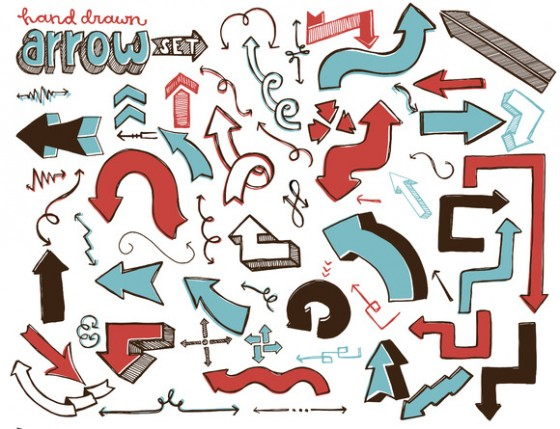 kd-hand-drawn-arrow-set-f