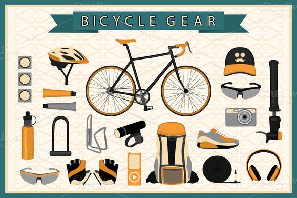 Bike Gear by khandishka