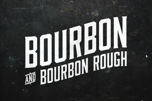 Bourbon and Bourbon Rough by Hold Fast Foundry