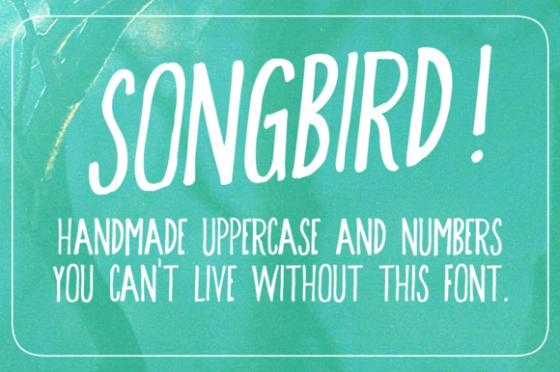songbird-f