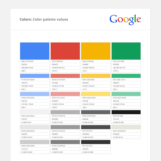 Google Web Designer Elements
