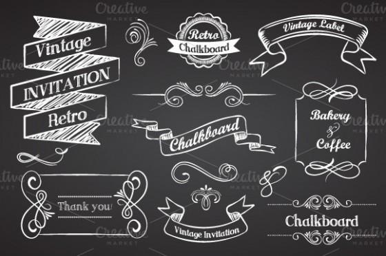 Design Your Perfect Wedding Invitations Chalkboard Creative