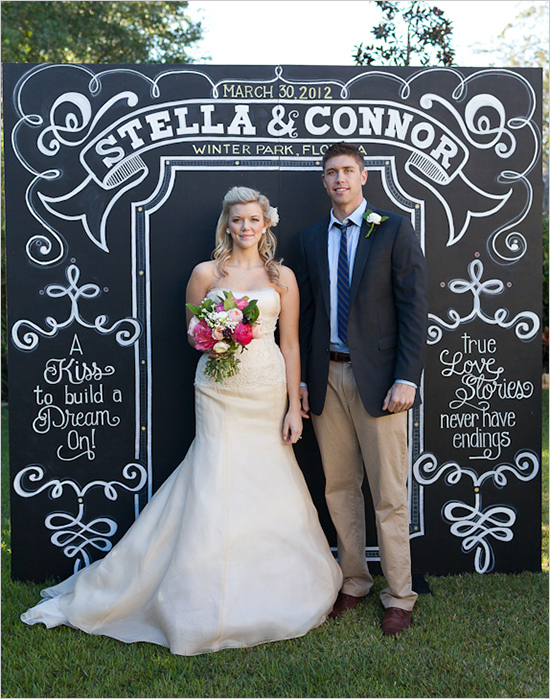 chalkboard wedding signs pictures to pin on pinterest