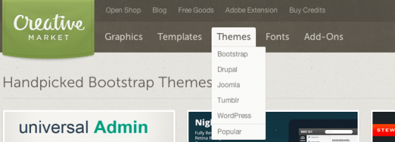 Getting Started with Your New Bootstrap Theme ~ Creative Market Blog