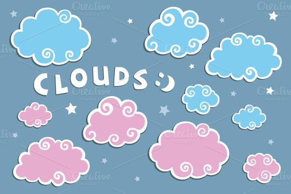 Clouds by Katyau