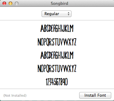 How to Install Your New Font in a Few Easy Steps ~ Creative