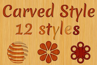 Carved Wood Styles