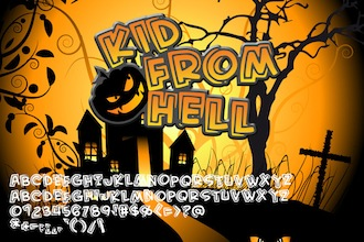 Kid From Hell