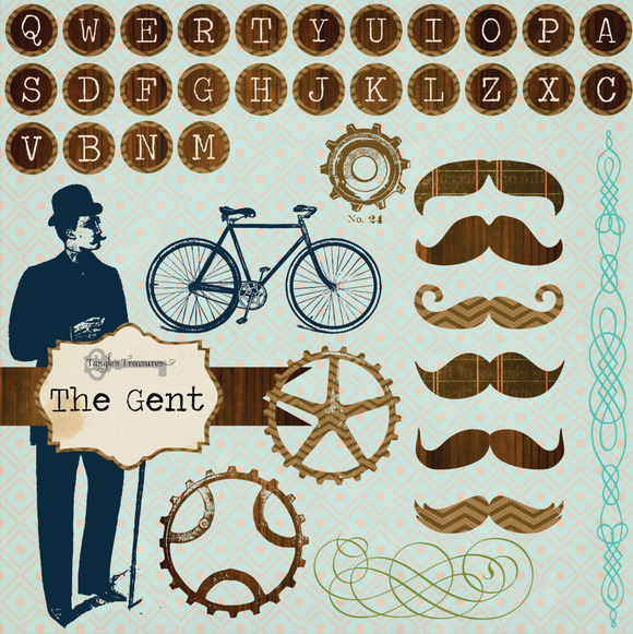 The Gent Clipart