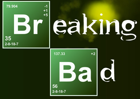 The typography of popular tv show logos creative market blog breaking bad name lab pin it urtaz Gallery