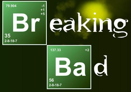 The typography of popular tv show logos creative market blog breaking bad name lab pin it urtaz Images