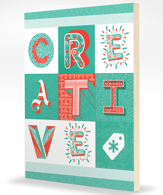 Abc Design Project Creative Letters For Charity Creative Market Blog