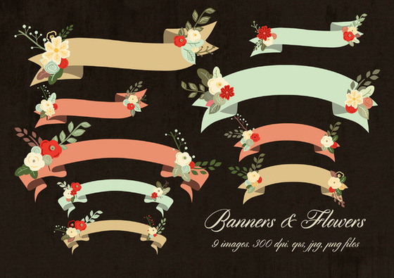 00-new-present-banners-and-flowers-f