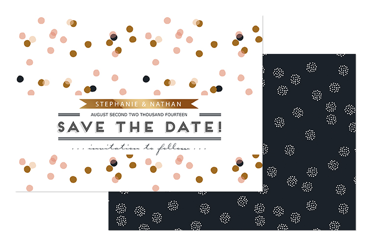 Product Recipes: Creative Save the Date Cards ~ Creative Market Blog