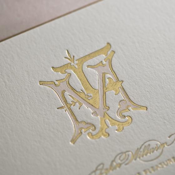 letterpress_goldpink_wedding_couture_invitations_marsland_bellinvito_stationers_detail1