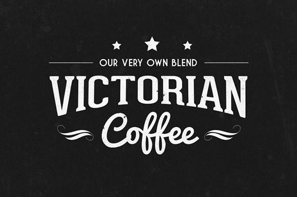 25 Beautiful Vintage Logo Templates ~ Creative Market Blog