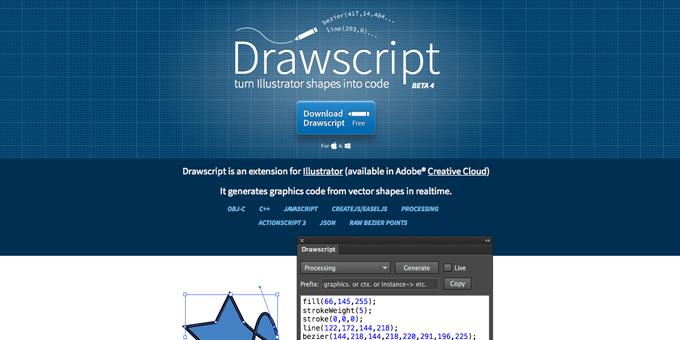 community-update-drawscript