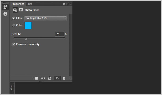 Photoshop Photo Filters