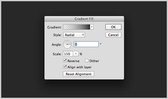 Gradient Adjustment in Photoshop