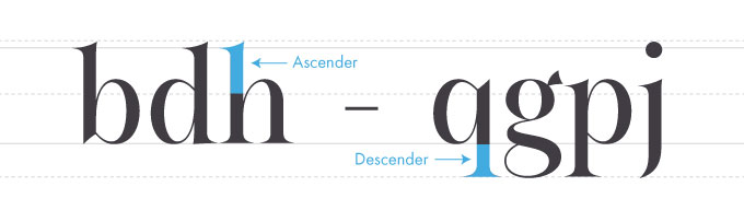 Ascender & Descender