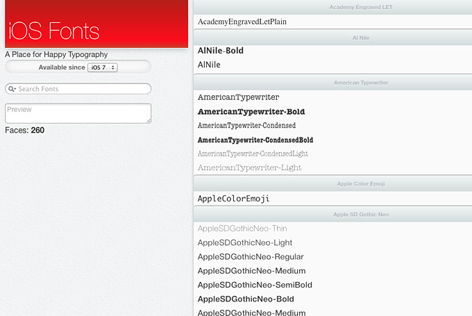 designnews-iosfont