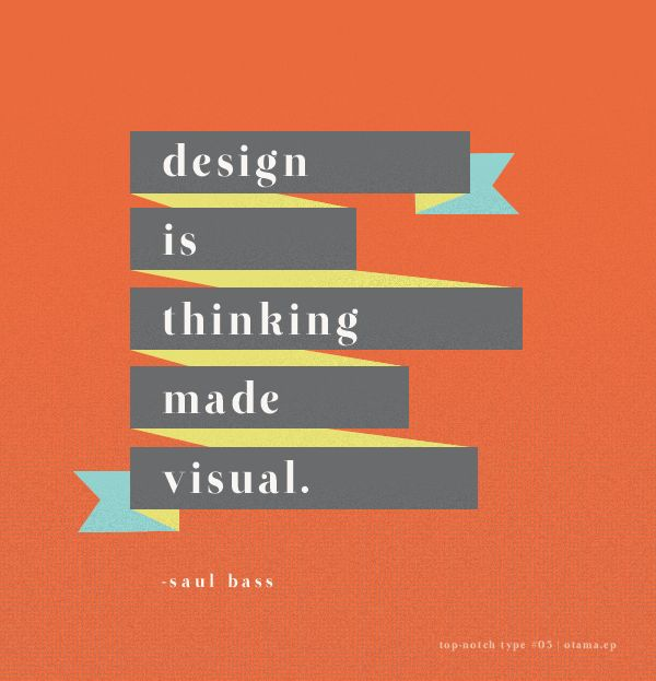 Quotes Design Adorable Inspirational Design Quotes  Creative Market Blog