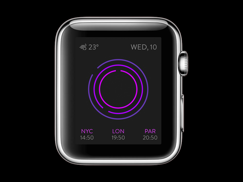 The 50 Best Apple Watch Face and App Concepts So Far ~ Creative