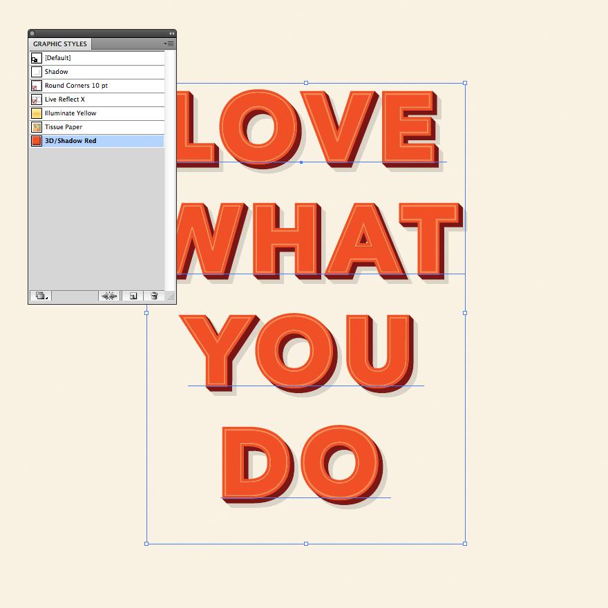 graphic-styles-panel