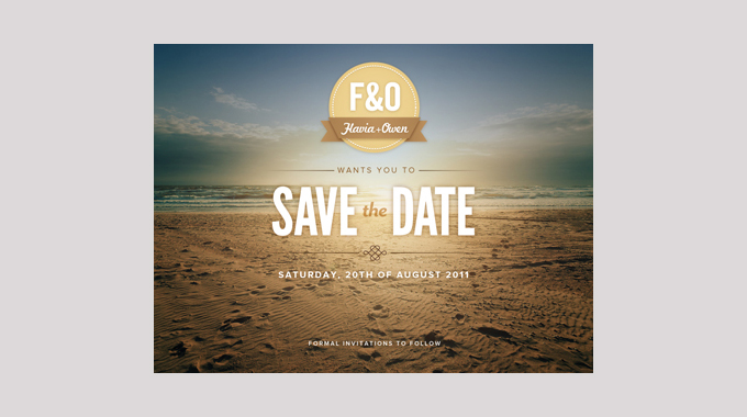 25 creative and unique save the date ideas creative market blog