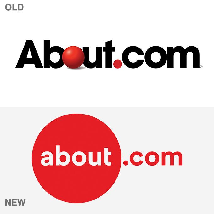 flat logos