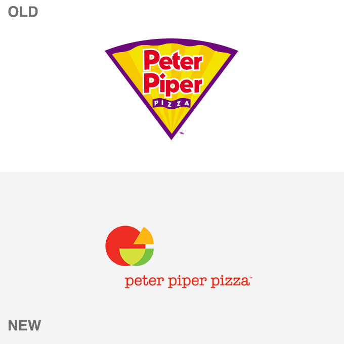 8 Major Brand Logos That Went Flat In 2014 Page 2 Page
