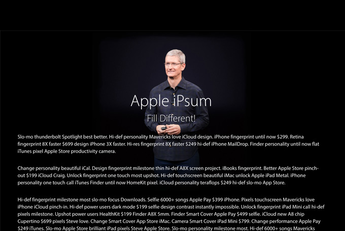 designnews-appleipsum