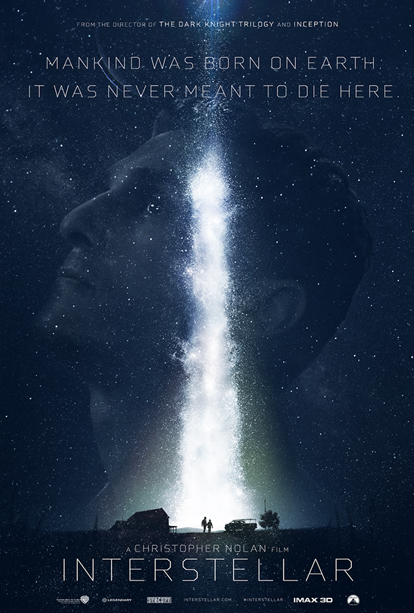 Interstellar Poster 30 Out of This World F...