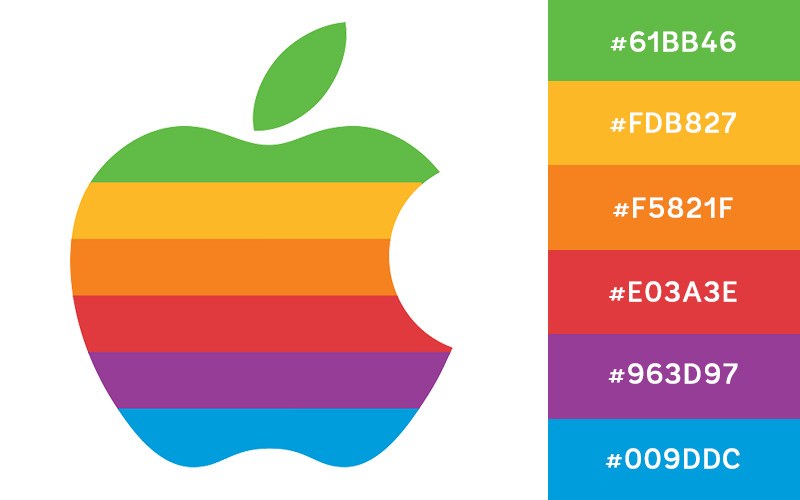 6 Famous Logos With Great Color Schemes Creative Market Blog