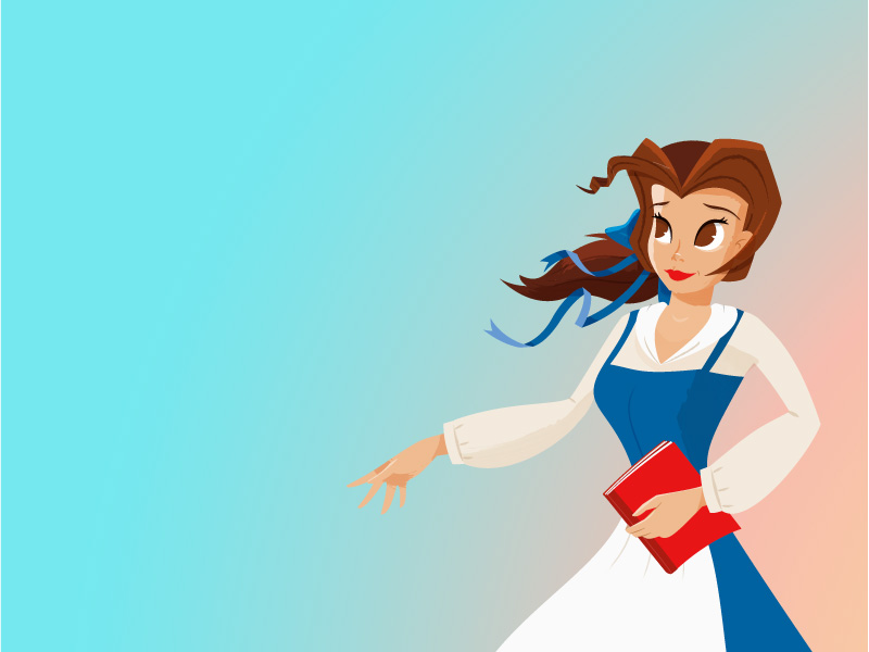 disney-dribbble-shots