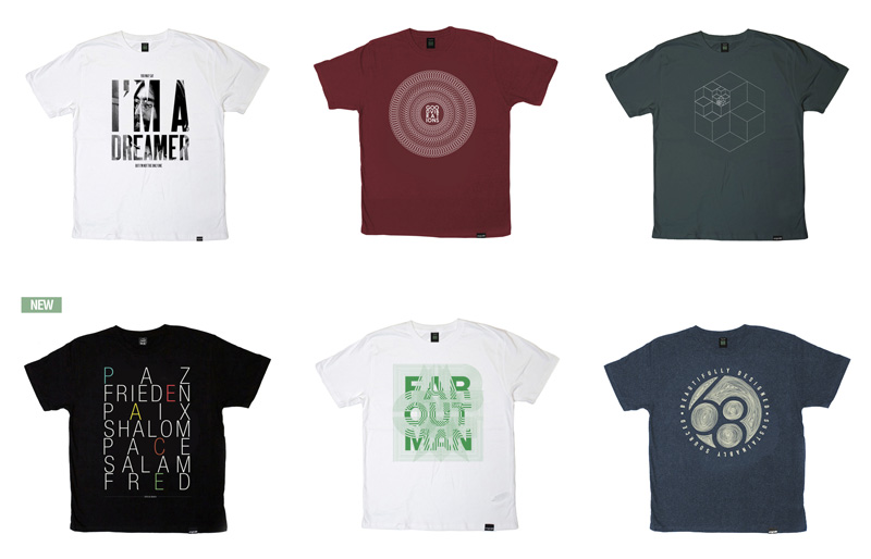 Graphic Shirt Design | 12 Sites That Sell Cool T Shirts For Designers Creative Market Blog