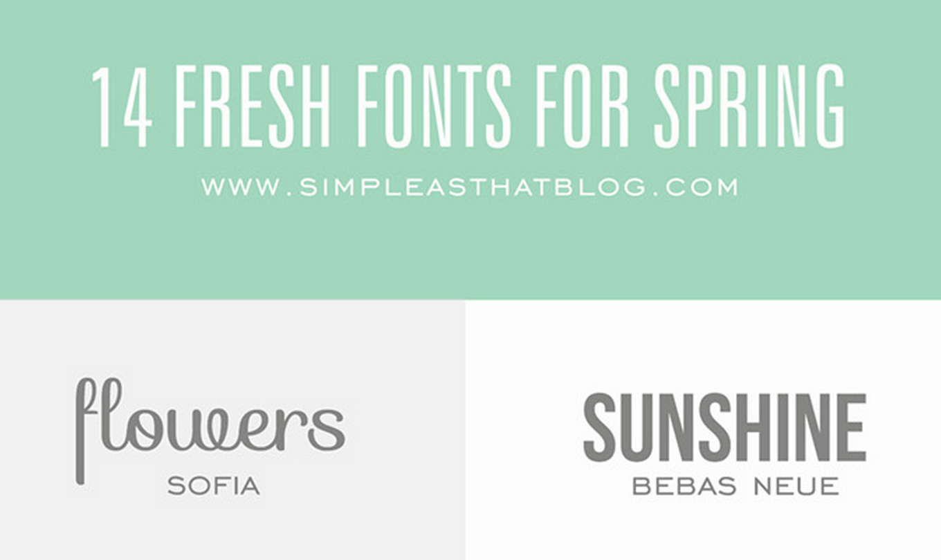 010 - Best Fonts For Resume