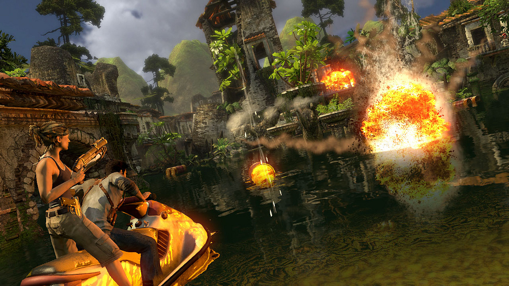 Uncharted Drakes Fortune 2