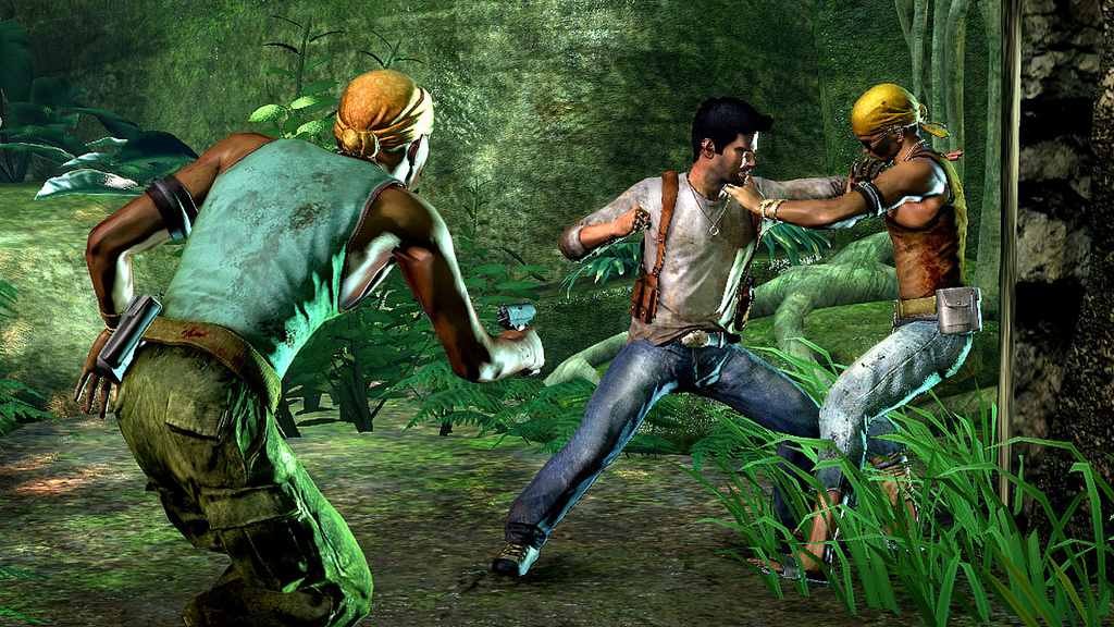 Uncharted Drakes Fortune 3