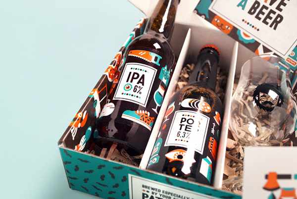 Image result for Beer Packaging