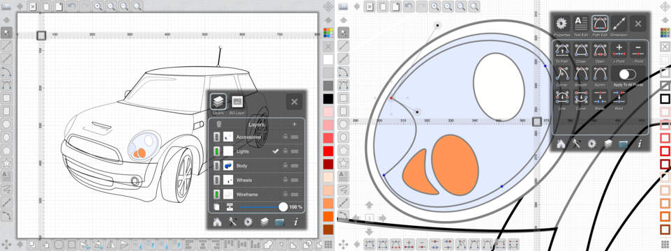 10 Apps to Turn Your iPad Into a Bad Ass Drawing Tablet ~ Creative