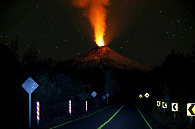 Jaw dropping photos of the volcano eruption in chile creative pin it toneelgroepblik Gallery